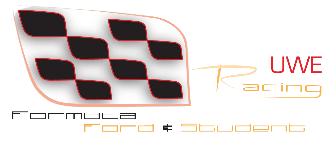 The teams first logo for Formula Ford and Student